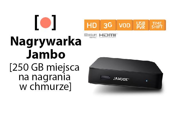 JAMBO Nagrywarka